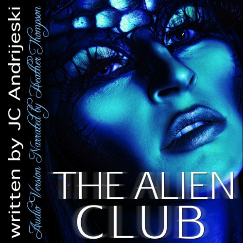 The Alien Club audiobook cover art