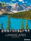 Landscapes - Kalender 2019 - teNeues-Verlag - National Geographic - Fotokalender - Wandkalender mit atemberaubenden Landschaften - 48 cm x 64 cm