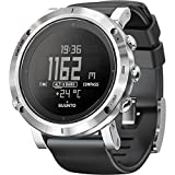 SUUNTO CORE BRUSHED STEEL (SILVER)