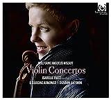 モーツァルト : ヴァイオリン協奏曲 (全曲) (Wolfgang Amadeus Mozart : Violin Concertos / Isabelle Faust (violin) | Il Giardino Armonico | Giovannni Antonini) [2CD] [輸入盤] [日本語帯・解説付]