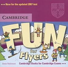 Fun for Flyers Audio CDs (Cambridge Books for Cambridge Exams)