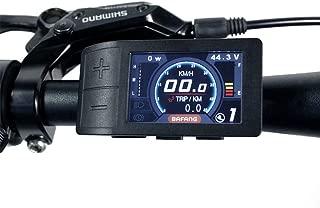 Bafang 500C Mini Color Display for 8fun Mid Crank Motor Conversion Kit BBS01 BBS02 BBSHD eBike Speedometer Controller
