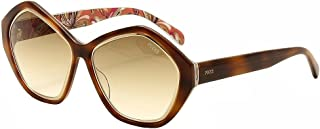 2e673ab547ea Sunglasses Emilio Pucci EP 19 EP0019 56F havana/other / gradient brown