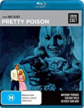 Pretty Poison (1968) ( She Let Him Continue ) (Blu-Ray)