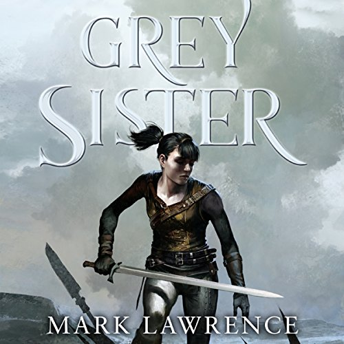 Grey Sister audiobook cover art