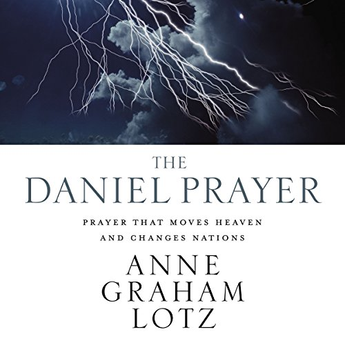 The Daniel Prayer Audio Study audiobook cover art