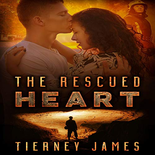 The Rescued Heart audiobook cover art