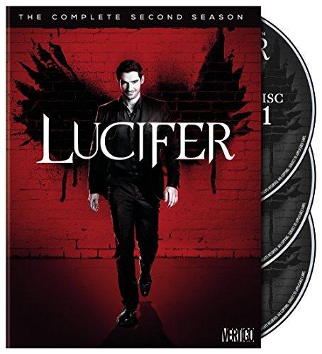 Lucifer: The Complete Second Season (3 Dvd) [Edizione: Stati Uniti] [Italia]