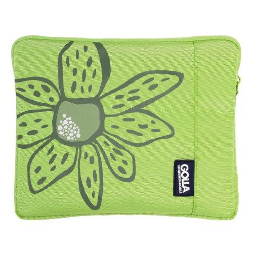 Golla Emily G1159 Sleeve für Apple iPad bis 25 cm (9,7 Zoll) grün