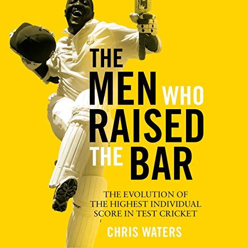 The Men Who Raised the Bar cover art