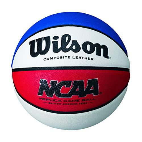 """Wilson NCAA USA Replica Game Basketball, Official - 29.5"""""""