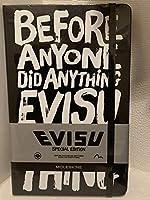 EVISU x MOLESKIN ノート モレスキン