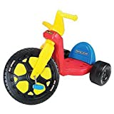 Big Wheel 48727 Tricycle, 16-Inch, Red