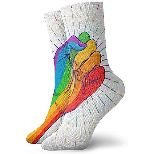 Tedtte calcetines Arco Iris