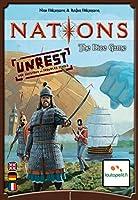 ネイションズ:ダイスゲーム アンレスト(Nations the Dice Game - UNREST)