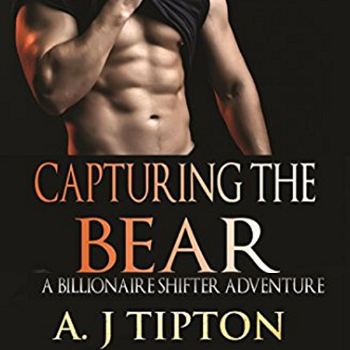Capturing the Bear audiobook cover art