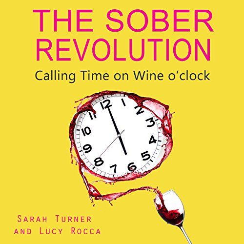 The Sober Revolution audiobook cover art