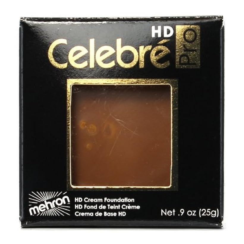 どこにもバイソン鉄(3 Pack) mehron Celebre Pro HD Make-Up - Dark 2 (並行輸入品)