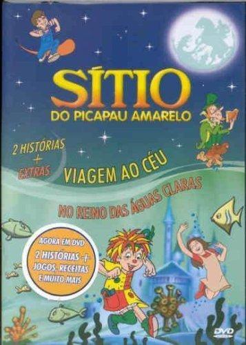 Sitio Do Picapau Amarelo: Viagem Ao Ceu / No Reino Das Aguas...