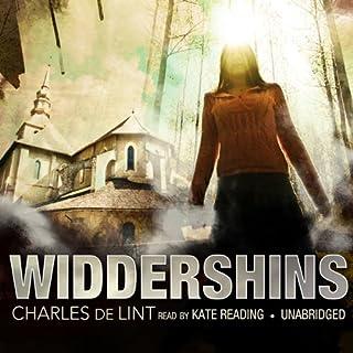 Widdershins audiobook cover art