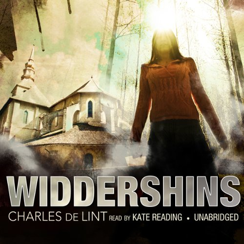 Widdershins audiobook cover art