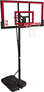 Spalding NBA Portable Basketball System - 48