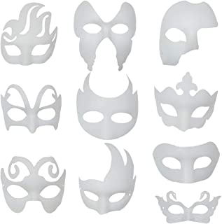 Mejor Mascaras Blancas Para Pintar de 2020 - Mejor valorados y revisados