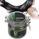 Mascarilla para el cabello de barro volcánico, mascarilla nutritiva para el cabello, mascarilla para reparar el cabello seco, mascarilla para el cuidado del cabello(250ml)