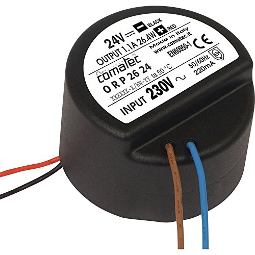 Comatec ORP/26.24 ORP/26.24, 1.10 A, 26.40 W, 24 V/DC, open kabeleinden, 1 stuk