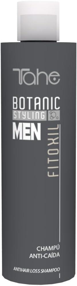 Tahe Botanic Styling Fitoxil Men Champú Anti-Caída del Cabello Para Hombre 300 ml