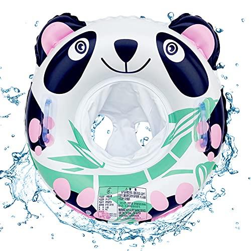 CYSJ Schwimmring, Panda Swimming Ring, Pvc Aufblasbar Achsel Schwimmring, Float Aufblasbare Kreis Schwimmen, Sicherheitstraining für Summer Beach Party Pool Spielzeug