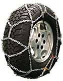 Quality Chain Diamond Back LT 5.5mm Link Tire Chains (Pull Chain Adjuster Style) (2536Q)