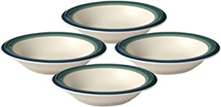 Pfaltzgraff Ocean Breeze Rim Soup Bowl (16-Ounce, Set of 4)