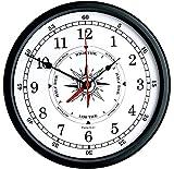 Atlantic Time & Tide Clock