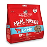 Stella & Chewy's Freeze-Dried Raw Dandy Lamb Meal Mixers Dog Food Topper, 3.5 oz. Bag