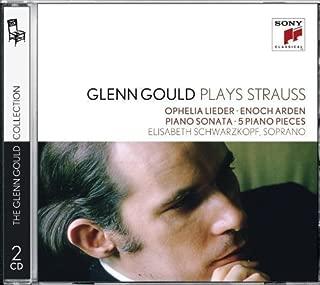 Plays Richard Strauss: Ophelia Lieder Op 67 by Gould, Glenn [2012] Audio CD