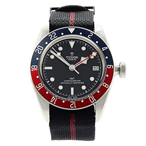 Reloj para hombre Tudor Black Bay GMT rojo azul Pepsi M79830RB-0003