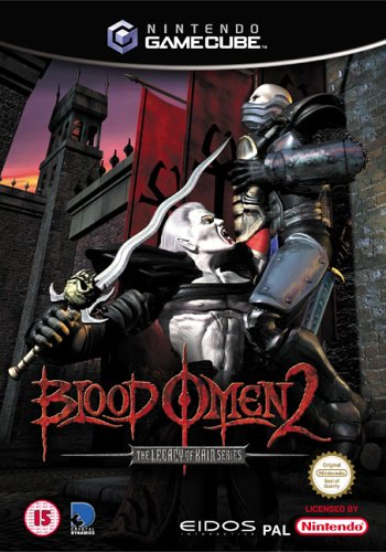 GameCube - Blood Omen 2 - The Legacy of Kain Series