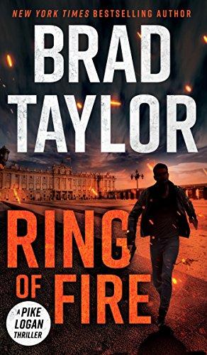 Ring of Fire (A Pike Logan Thriller Book 11)