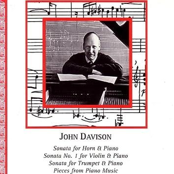 Music of John Davison