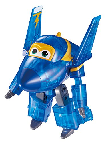 Auldeyys EU720410C Super Wings JEROME X-Ray speelgoedfiguur transformer medium, blauw