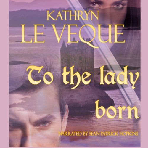 To the Lady Born audiobook cover art