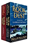 Philip Pullman Book of Dust 2 Books Collection Set (La Belle Sauvage, The Secret Commonwealth [Hardcover])