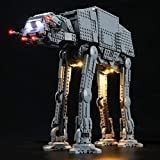 LIGHTAILING Light Set for (Star Wars at-at) Building Blocks Model - Led Light kit Compatible with Lego 75288(NOT Included The Model)