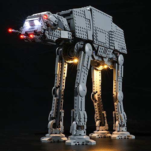 LIGHTAILING Licht-Set Für (Star Wars at-at) Modell - LED Licht-Set Kompatibel Mit Lego 75288(Modell Nicht Enthalten)