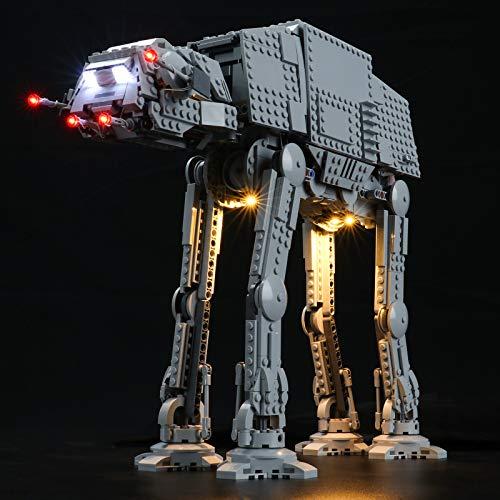 LIGHTAILING Light Set for ( at-at) Building Blocks Model - Led Light kit Compatible with Lego...