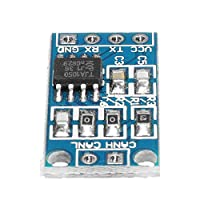 電子モジュール TJA1050 CANコントローラインタフェースモジュールバスドライバーインターフェイスモジュールの5pcs
