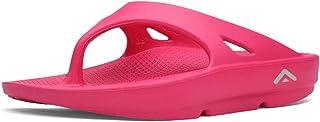 fanture Women's Thong Flip Flop Foot Pain Relief Arch Support Slipper and Sandals Aura