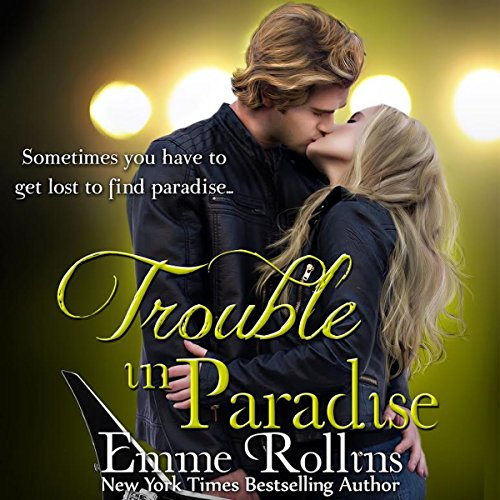 Trouble in Paradise cover art