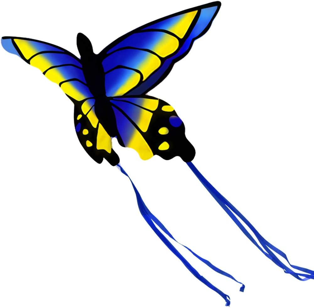 Wuszna Huge Butterfly Japan Maker Bombing new work New Kite for Kids Easy Fly 2021 and Adults to